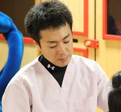 中村さん個別訓練風景4