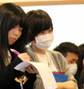 鹿児島医療技術専門校授業風景2