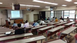 7月10日 2回目研究法研修会